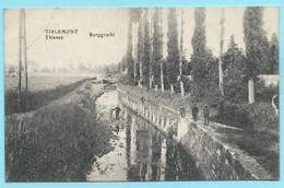 0656 - BELGIE - TIENEN - TIRLEMONT - BORGGRACHT - Tienen