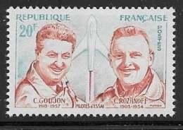 Maury 1213 - 20 F Goujon Et Rozanoff - * - Francia