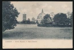 LAEKEN  SERRES ROYALES ET TOUR CHINOISE - Laeken