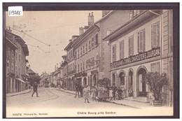 CHÊNE BOURG - TRAMWAY - TB - GE Genève