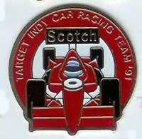 @@ Automobile Scotch F1 Racing Team 91Targuet Indi Car (3x3).@@aut.68b - F1