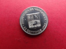 Venezuela  25 Centimos  1965  Y38-2 - Venezuela