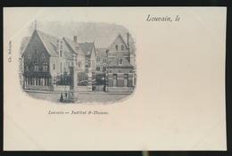 LEUVEN  INSTITUT STE THOMAS - Leuven