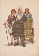 Genval, Un Médecin Sous Louis XIV, Carte Recherche Et Industrie Thérapeutiques. 16/23,5 Cm. - Santé