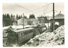 39 -- LES ROUSSES -- Arrivée Du Tramway - 119 - (CIM) - Other Municipalities