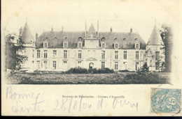 Chateau D'augerville - France