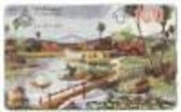 THAILG : 400731 C 100 Cross Stitch USED - Thaïlande