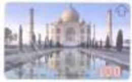 THAILG : 420425 100 Taj-Mahal India Seven Wonders USED - Thaïlande