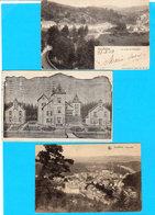 Beau Petit Lot De 15 + 2 Cartes Postales De HOUFFALIZE - Voir Les 6 Scans - Houffalize