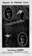 Oriental Circus ; Les Freres Landry - Circus