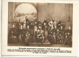 ESLOVAQUIA ENTERO POSTAL 1941 MEMORANDUM SLOVENSKEHO NARODA - Nuevos