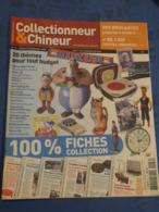 COLLECTIONNEUR & CHINEUR. N°66.18/9/2009. KINDER. REVEIL JAZ. QUIRALU. LUCKY LUKE. PLAYMOBIL. TEPPAZ. - Newspapers