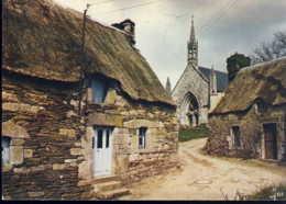 Chaumiere De Bretagne En Argoat - Altri Comuni