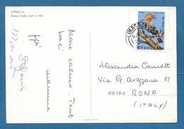 CIPRUS LIMASSOL 1970 - Storia Postale