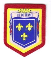 Ecusson Publicitaire En Tissu Biscottes Grégoire - Ile De France - Ecussons Tissu