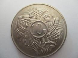 Burundi: 10 Franc 1971 - Burundi