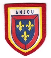 Ecusson Publicitaire En Tissu Biscottes Grégoire - Anjou - Ecussons Tissu