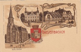 Grevenbroich - Bahnhof... - Grevenbroich