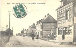 La Frenaye - Route De Lillebonne - France