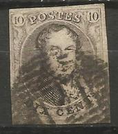 Belgique - Médaillons - Oblitérations P121 TUBIZE - Postmark Collection
