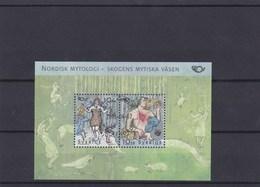 Suède BF ? O 2006 Mythologie Nordique - Blocks & Kleinbögen