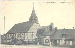 Environs De Lillebonne - La Frenaye - L'église - Frankrijk