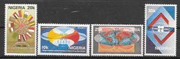 Nigeria  N° 559/62 YVERT NEUF * - Nigeria (1961-...)