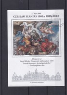 Suède BF 26 O 2000 CseslawSlanias - Blocks & Kleinbögen