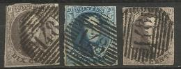 Belgique - Médaillons - Oblitérations P148 WALCOURT - Postmark Collection