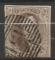 Belgique - Médaillons - Oblitérations P151 CONTICH - Postmark Collection
