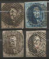 Belgique - Médaillons - Oblitérations P156 CHENEE - Postmark Collection