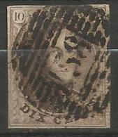 Belgique - Médaillons - Oblitérations P158 ECAUSSINNES - Postmark Collection