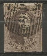 Belgique - Médaillons - Oblitérations P166 BRUGELETTE - Postmark Collection