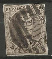 Belgique - Médaillons - Oblitérations P168 OTTIGNIES - Poststempels/ Marcofilie