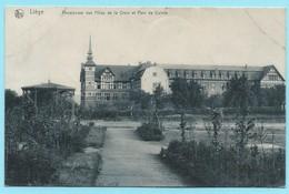 0659 - BELGIE - LUIK - LIEGE - PENSIONNAT DES FILLES DE LA CROIX ET PARC DE COINTE - Liege