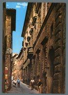 °°° Cartolina - Volterra Città Etrusca Palazzo Incontri Nuova °°° - Pisa