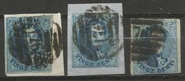 Belgique - Médaillons - Oblitérations P176 HERSTAL - Postmark Collection
