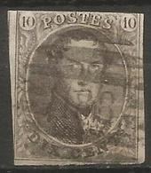 Belgique - Médaillons - Oblitérations P188 ASSCHE - Postmark Collection