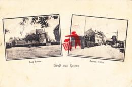 RAEREN - Grub Aus Raeren - Burg Et Titfeld - 2vues - Raeren