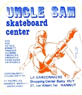 Hannut - Skateboard Center -  Autocollant - Autres Collections