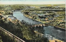NAMUR Vue De La Meuse Prise Du Panorama - Namen