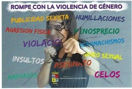 ROMPE CON LA VIOLENCIA DE GÉNERO. TARJETA PREFRANQUEADA ESPAÑA. TARIFA A. ENTERO POSTAL. Postcard Paid Postage. - Entiers Postaux