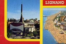 Lignano - Formato Grande Viaggiata – E 15 - Udine