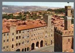 °°° Cartolina - Volterra Piazza Dei Priori Nuova °°° - Pisa
