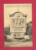 C.P. Lille = Monument 1914-1918 - Lille
