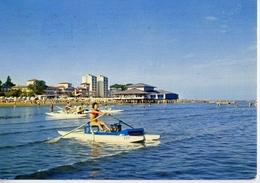 Lignano Sabbiadoro - Vita Di Mare - Formato Grande Viaggiata - E 15 - Udine