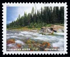 Etats-Unis / United States (Scott No.5381f - Wild And Scenic Rivers) (o) - Used Stamps