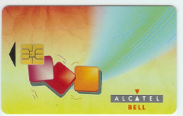 BELGIUM :  ALCATEL Trial Card   Type 'A' - Belgique