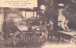 J48 - 71 - CHALON-SUR-SAÔNE - Saône-et-Loire - Manufacture De Cadres - The Wolter Et Neptune - Chalon Sur Saone
