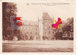 Pensionnat Des Sacrés-Coeurs - Miaucourt Courcelles-Motte - Le Château Côté Nord - Courcelles